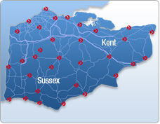 Mai-Tec Drainage unblock drains in Hastings, Bexhill and the rest of South East England